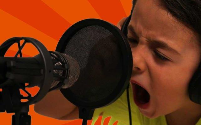 Création sonore et Web radio