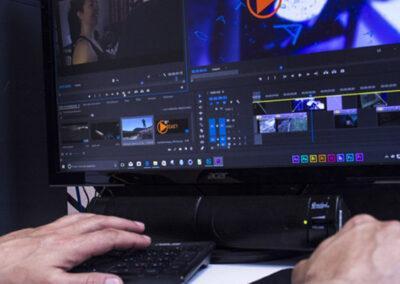 Montage audiovisuel