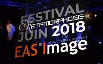Captation au Festival Métamorphose