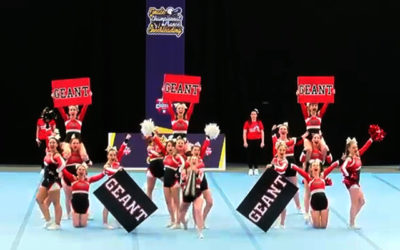 Championnat de France de Cheerleading 2019